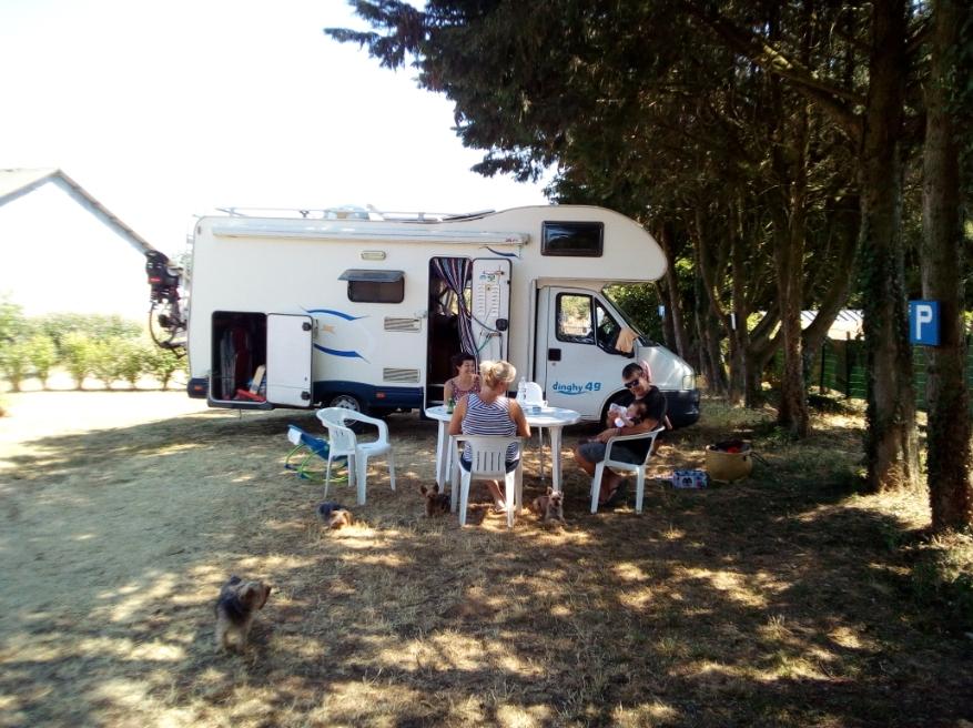Aire camping-car à Amné (72540) - Photo 5